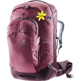 Deuter Aviant Access Pro 65 SL Travel Pack Women maron/aubergine